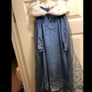 Queen Elsa Dress For Kids